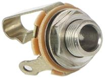 Switchcraft 11 Mono Female 1/4-Inch Jack with Nut and Washer