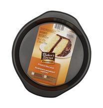 Bakers Secret 1114421 Nonstick Fluted Tube Pan