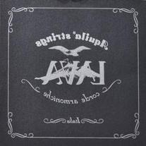 Aquila 117U LAVA SERIES Ukulele BARITONE High-G Tuning -