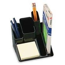 Sparco Products 11877 Desk Organizer, 6 Compartments, 6 in.