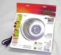 Zilla 11931 8-1/2-Inch Reflector Dome For Up to 150-Watt