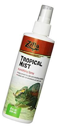 Zilla Reptile Health Supplies Tropical Mist Humidifying