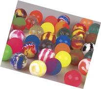 12 49mm Assorted Bouncy Balls