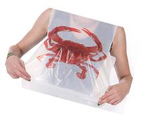 12 Pack Disposable Crab Bibs