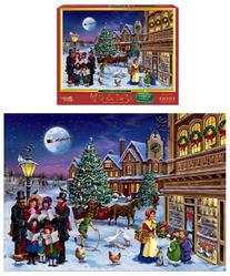 12 Days of Christmas 1000-Piece Puzzle