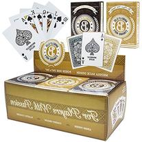 12 Decks  of Brybelly Elite Medusa Back Casino-Quality