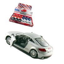 "12 pcs in Box: 5"" 2008 Audi TT Coupe 1:32 Scale"