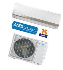 12000 Btu Air-Con DC Inverter Ductless Air Conditioner Heat