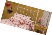 Hillsdale Furniture 1222HTWR Molly Headboard with Rails,