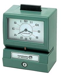 Acroprint 125NR4 Heavy Duty Manual Time Recorder for Month,