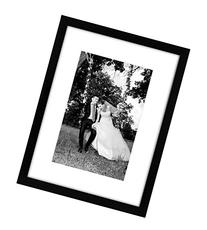 Americanflat 12x16 Black Picture Frame - Display Pictures
