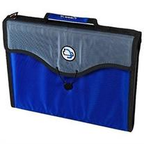 Case-it 13-Pocket Expanding File with Handle and Shoulder