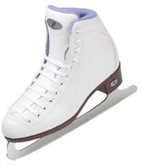 Riedell 13 - White Skate Medium 13