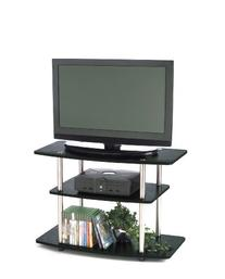 Convenience Concepts Designs2Go 3-Tier TV Stand for Flat