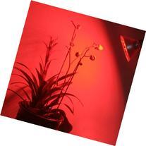 LEDwholesalers 1313RD 8 Watt PAR38 Red LED High Power Grow