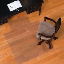E.S. Robbins 132831 60 in. x 96 in. Hard Floor Chairmat
