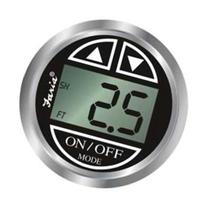 Faria 13750 Chesapeake Depth Sounder with Transom Mounted