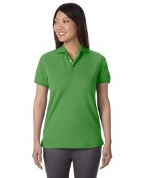 Izod 13Z0063 WoMen's Original Silk-Wash Piqué Polo - Yacht