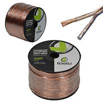 Car Home Audio Speaker Wire 14 Gauge 250 ft Audio Speaker