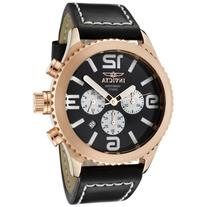 """Invicta Men's 1429 """"II Collection"""" 18k Rose Gold-Plated"""