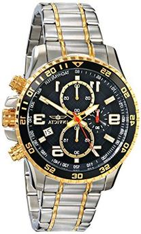 Invicta Men's 14876 Specialty Chronograph 18k Gold Ion-