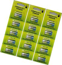 15 Loopacell Alkaline Battery 6V A544 4LR44 PX28A