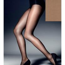 John Lewis 15 Denier Gloss Tights, Pack of 1 , Natural Tan