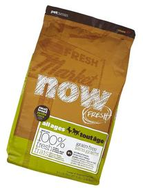 NOW! Fresh Grain Free for Small Breed Adult Dog Food Bag, 12