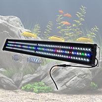 156 LED Aquarium Lighting Fish Tank Light Fixture