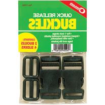 Coghlans 159154 Quick Release Buckles 1in