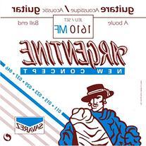 Savarez 1610MF Argentine Acoustic Jazz Guitar Strings, High
