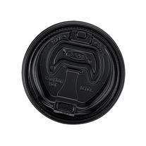 Dart 16RCLBLK Black Optima Reclosable Lid for Dart 16 Series