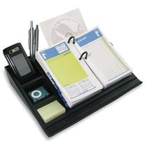 AT-A-GLANCE 17-Style Desk Calendar Base and Organizer, 10.5