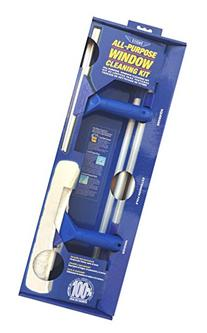Ettore 17050 All Purpose Window Cleaning Combo Kit
