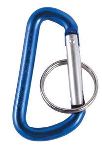 Custom Accessories 17557 5.62 x 0.38 x 2.62 D Key Ring
