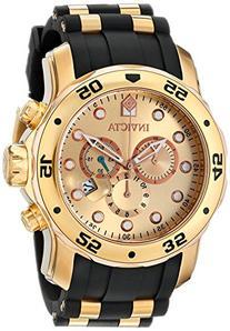 cea570cda 17884 Men's Pro Diver Chronograph Gold Dial Gold Steel &