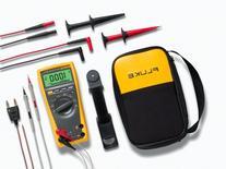 Fluke 179/EDA-II Electronics Multimeter and Deluxe Accessory
