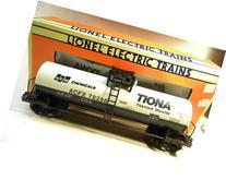 Lionel 17906 SCM Chemicals Standard O Unibody Tank Car O