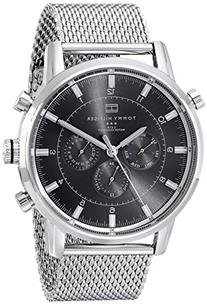 Tommy Hilfiger Men's 1790877 Silver-Tone Stainless Steel