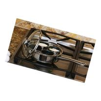 Cook Pro 18/10 Stainless Steel 4-Egg Poacher