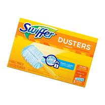 Swiffer 180 Dusters Starter Kit, Unscented, with 5 Refills