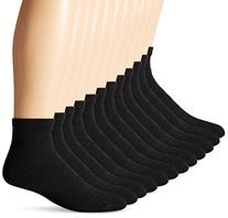 Hanes 186V12 Mens Ankle Socks Size 12-Pack Size 13 - 10 -