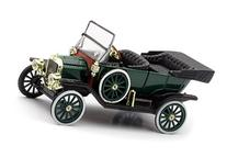 """1910 Ford Model T Automobile """"Tin Lizzie"""" by Newray 1:32"""