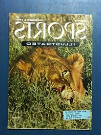 1954 Sports Illustrated December 6 African Safari Excellent