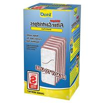 Tetra Whisper Replacement Carbon Filter Cartrides, Small, 6