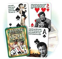 Flickback 1956 Trivia Playing Cards: 61st Birthday or 61st