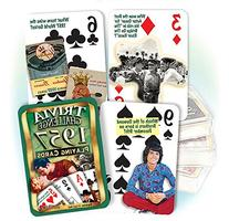 Flickback 1957 Trivia Playing Cards: 60th Birthday or