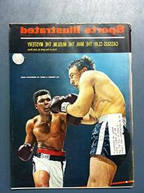 1966 Sports Illustrated April 11 Clay vs Chuvalo Very Good