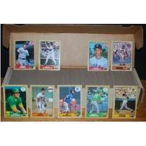 1987 Topps Baseball Complete Set