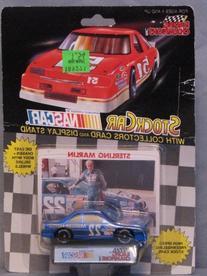 1991 Racing Champions #22 Sterling Marlin